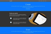 I will convert psd to responsive html, psd to bootstrap and html css 10 - kwork.com