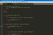 I will provide u web page in html with css and decorated 6 - kwork.com