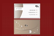 I will create a unique business card for you within 24 hours or less 6 - kwork.com