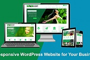 I will create a profession wordpress website with SEO and chatbot 7 - kwork.com