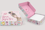 The most beautiful box designs by the professional designer 7 - kwork.com