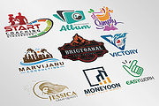 I will make awesome logo design in 8 hours for your brand 4 - kwork.com
