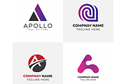 I will make a corporative logo for your company 5 - kwork.com