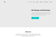 I will make an adaptive PixelPerfect Website Layout on the PSD 8 - kwork.com