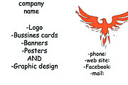 I will create your future bussines card 10 - kwork.com