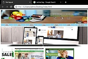 I will provide u web page in html with css and decorated 4 - kwork.com