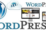 I will create a profession wordpress website with SEO and chatbot 11 - kwork.com