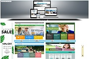 I will provide u web page in html with css and decorated 5 - kwork.com