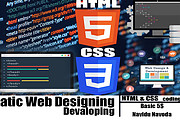 I Will Create Modern Website Using Html And Css In 48 Hours 7 - kwork.com