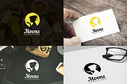Modern logo from Scratch. Favicon, mockup as a gift 8 - kwork.com