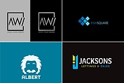 I will do amazing logo design 7 - kwork.com