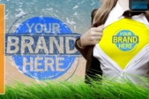 Create a facebook cover video with your logo 4 - kwork.com