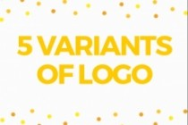 The logo from scratch with no sketches 3 - kwork.com