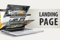 Make a copy of the landing page 3 - kwork.com