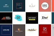 I will create professional brand identity for you brand 6 - kwork.com