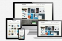 Create corporate site for Your Business 3 - kwork.com