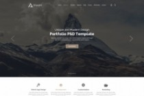 I Will Convert PSD To Responsive Html. 1  page 3 - kwork.com