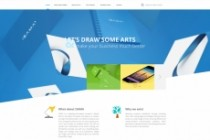 I Will Convert PSD To Responsive Html. 1  page 4 - kwork.com