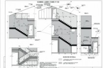 We will create an architectural floor plan 4 - kwork.com