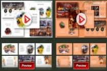 Video Templates for PowerPoint from Video Kedavra 4 - kwork.com