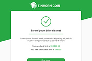 I will make an adaptive layout of the letter for e-mail newsletters 4 - kwork.com