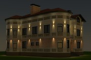 Lighting project of the house 11 - kwork.com