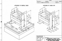 I will execute the drawing in AutoCAD. Format dwg or dxf 2 - kwork.com