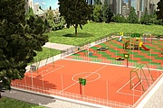 I will make the layout of the playground 10 - kwork.com