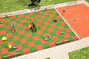 I will make the layout of the playground 11 - kwork.com