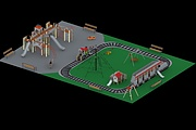 I will make the layout of the playground 14 - kwork.com