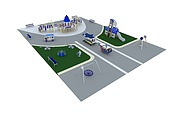 I will make the layout of the playground 16 - kwork.com