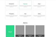 I create a site with a psd layout. Quickly and efficiently 13 - kwork.com