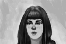I will draw your character to the digital painting 4 - kwork.com