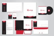 I Will Design Business Card, Logo, Letterhead And Stationary Items 3 - kwork.com