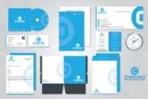 I Will Design Business Card, Logo, Letterhead And Stationary Items 4 - kwork.com