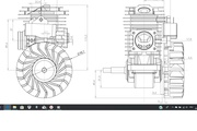 The digitizing drawings, sketches, scans in SolidWorks, AutoCAD 12 - kwork.com