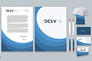 Creating a corporate style 4 - kwork.com