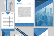 Creating a corporate style 6 - kwork.com